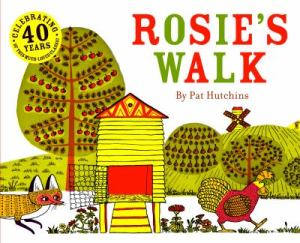 Book Cover Rosies Walk