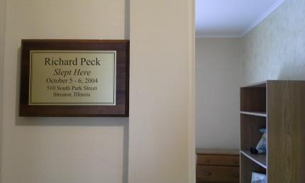 Peck Room
